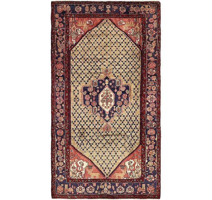 5' 3 x 9' 9 Koliaei Persian Rug