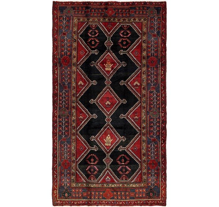 5' 4 x 9' 5 Koliaei Persian Rug