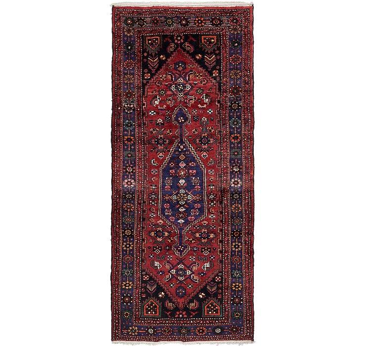 122cm x 282cm Zanjan Persian Runner Rug