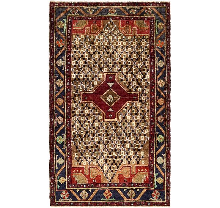5' 3 x 9' Koliaei Persian Rug