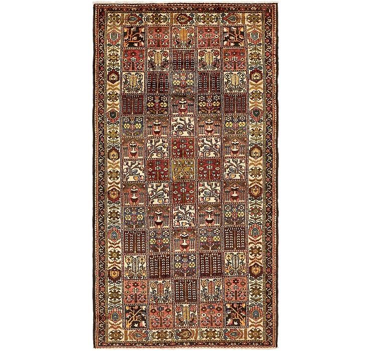 160cm x 312cm Bakhtiar Persian Rug
