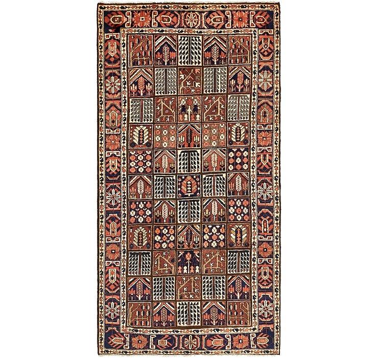 160cm x 310cm Bakhtiar Persian Rug