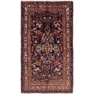 5' 6 x 10' Nahavand Persian Rug