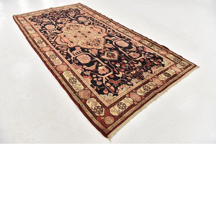 HandKnotted 5' 10 x 11' 6 Hamedan Persian Rug