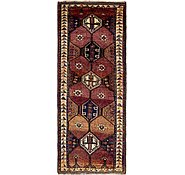 Link to 4' 11 x 11' 6 Shiraz Persian Runner Rug