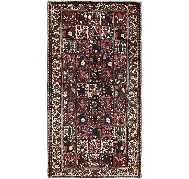 5' 7 x 10' 4 Bakhtiari Persian Runne...