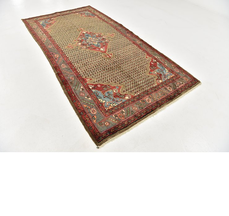 HandKnotted 5' x 9' 4 Songhor Persian Rug