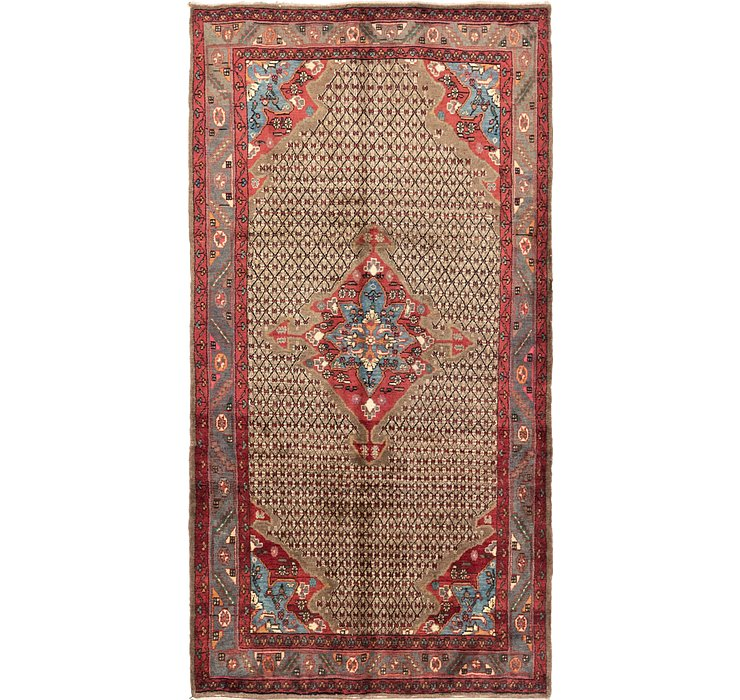 5' x 9' 4 Songhor Persian Rug