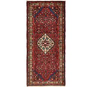 Link to 4' 9 x 10' 5 Hossainabad Persian Runner Rug