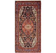 Link to 4' 10 x 10' Tuiserkan Persian Runner Rug