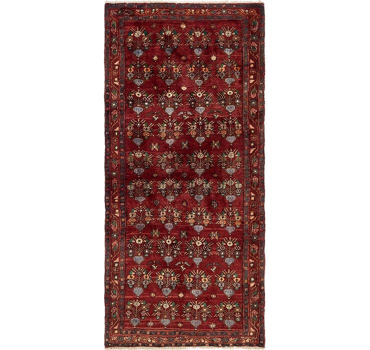 4' 4 x 9' 6 Sirjan Persian Runner Rug