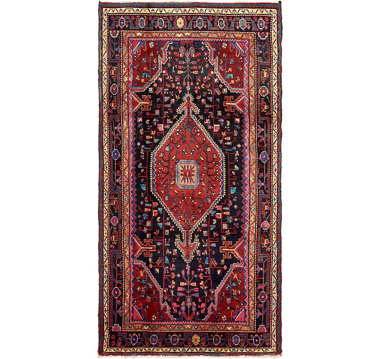 5' 3 x 10' Tuiserkan Persian Rug
