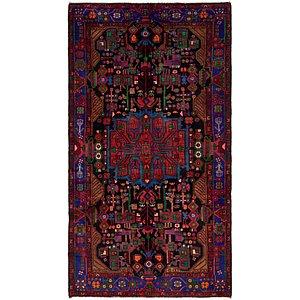 5' 7 x 10' 2 Nahavand Persian Rug