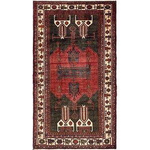 5' 2 x 9' 4 Koliaei Persian Rug