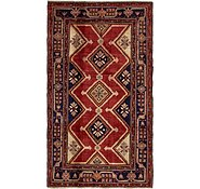 Link to 5' 1 x 9' Koliaei Persian Rug