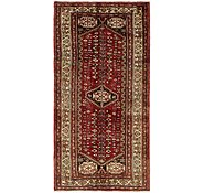 Link to 4' 10 x 9' 5 Zanjan Persian Runner Rug