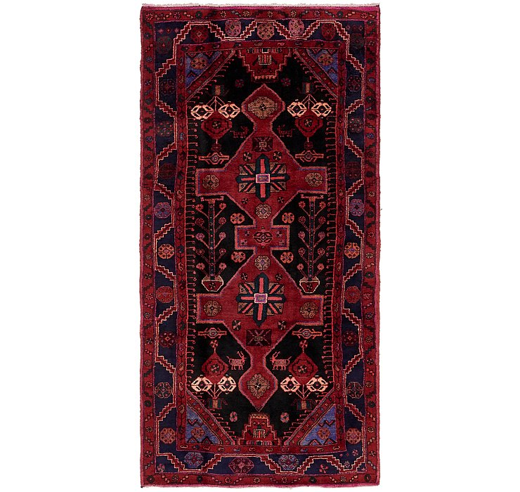 4' 10 x 10' Koliaei Persian Runner ...