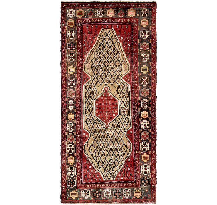 4' 11 x 10' 3 Koliaei Persian Runner ...