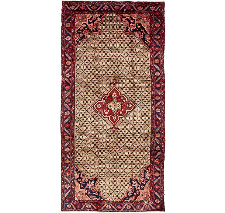 4' 10 x 10' 1 Songhor Persian Runner ...