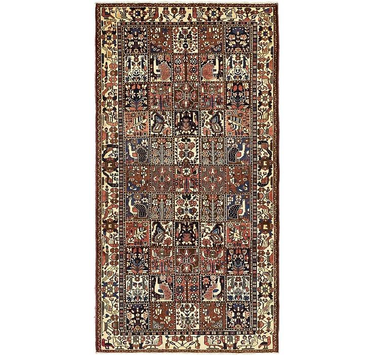 5' 4 x 10' 3 Bakhtiar Persian Rug