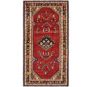 Link to 4' 10 x 9' 2 Borchelu Persian Runner Rug