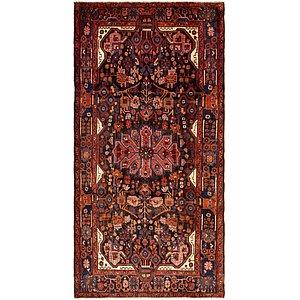 5' 3 x 10' 4 Nahavand Persian Rug