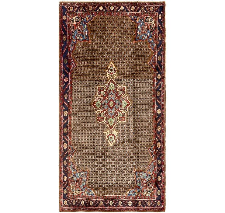 5' x 10' 2 Koliaei Persian Rug