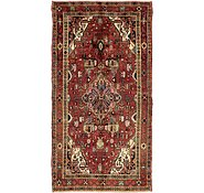 Link to 4' 8 x 8' 10 Roodbar Persian Rug