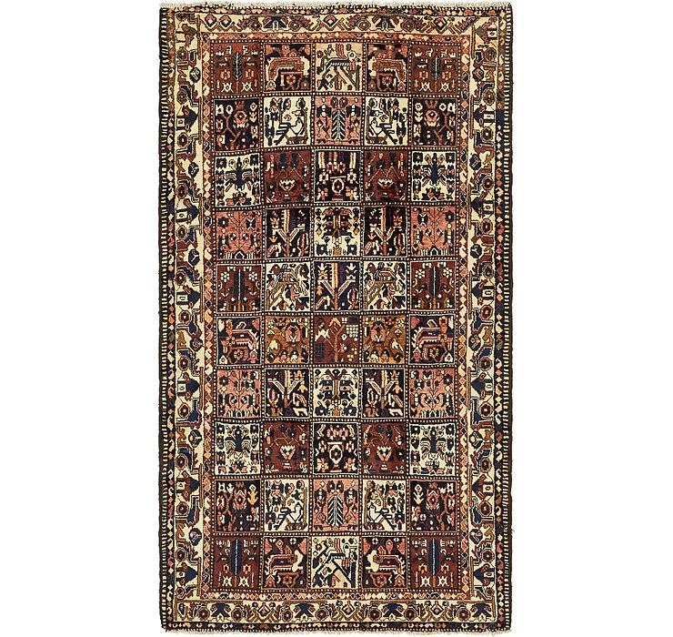 160cm x 282cm Bakhtiar Persian Rug