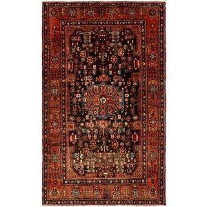 5' 4 x 9' Nahavand Persian Rug