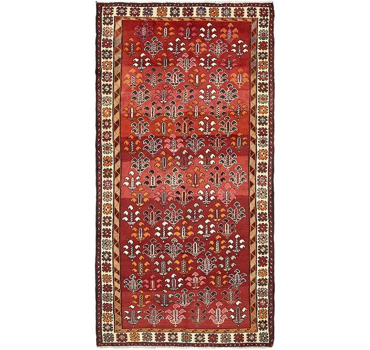 4' 9 x 9' 3 Bakhtiar Persian Rug