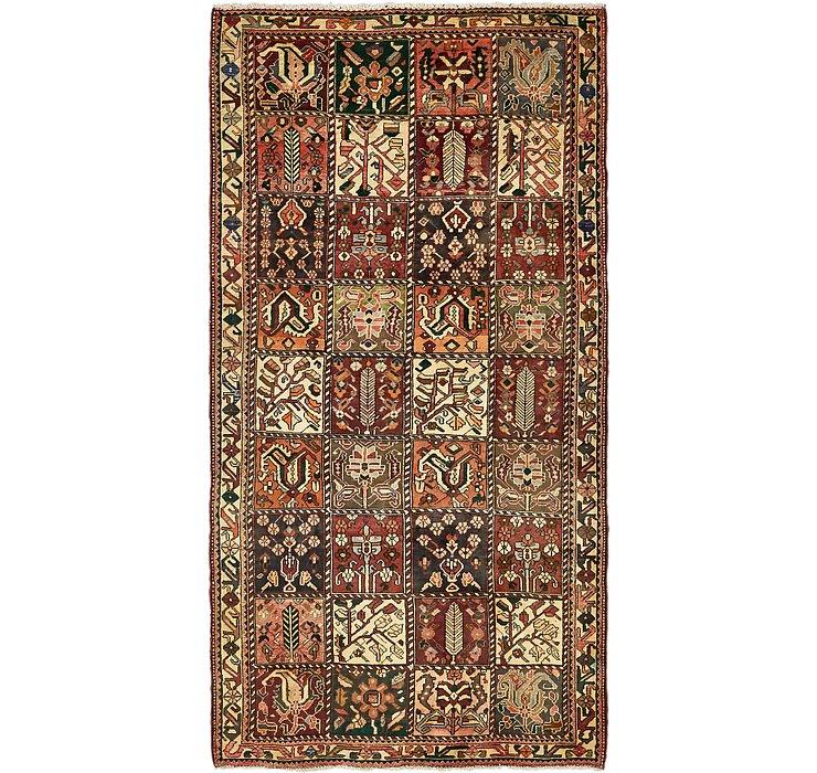 5' 2 x 10' 3 Bakhtiar Persian Rug