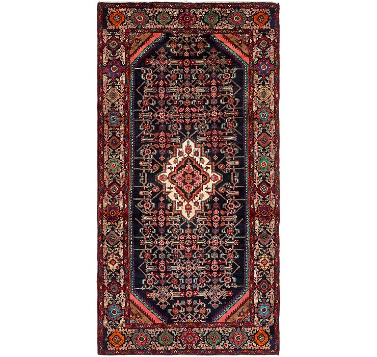 160cm x 318cm Tafresh Persian Runner ...