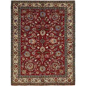 8' 4 x 11' 3 Tabriz Persian Rug