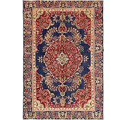 Link to 7' 6 x 11' Tabriz Persian Rug