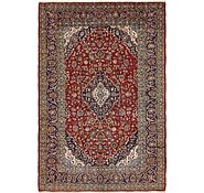 Link to 8' x 11' 10 Kashan Persian Rug