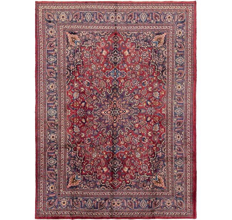 9' 5 x 13' 1 Mashad Persian Rug
