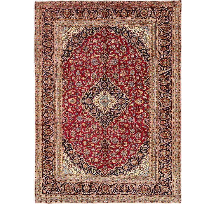 292cm x 405cm Kashan Persian Rug