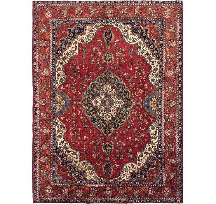 10' x 13' 6 Tabriz Persian Rug