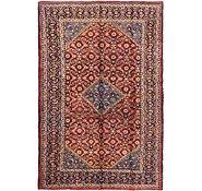 Link to 6' 8 x 10' 3 Farahan Persian Rug