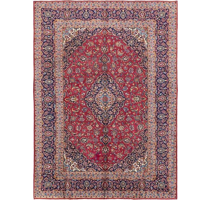 250cm x 343cm Kashan Persian Rug