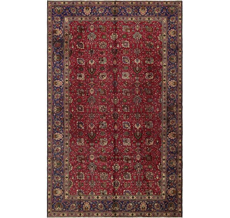 9' 9 x 16' Tabriz Persian Rug