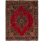 Link to 8' 4 x 10' 3 Tabriz Persian Rug