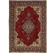 Link to 8' 3 x 11' 8 Tabriz Persian Rug