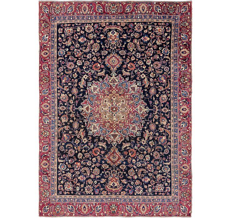 8' 10 x 12' 4 Mashad Persian Rug