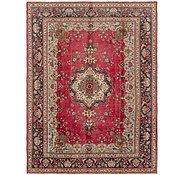 Link to 9' 1 x 12' 1 Tabriz Persian Rug