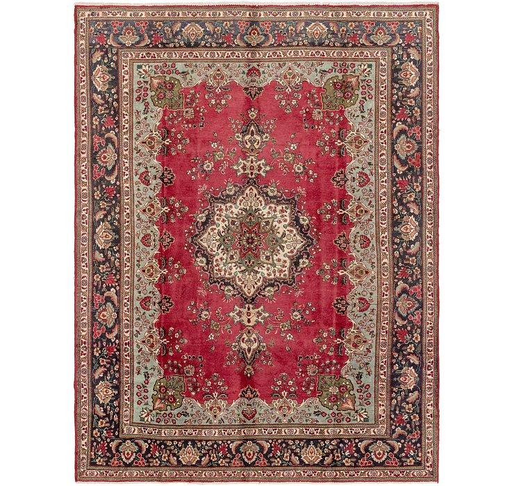 9' 1 x 12' 1 Tabriz Persian Rug