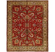 Link to 9' 10 x 12' Tabriz Persian Rug