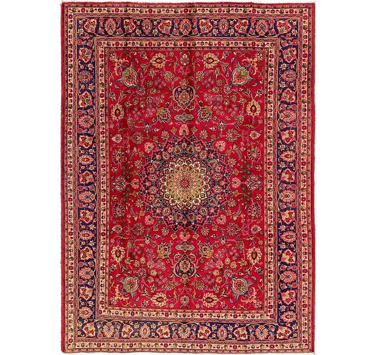 8' 1 x 11' 4 Tabriz Persian Rug
