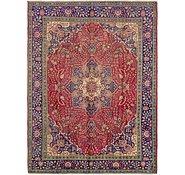 Link to 9' 8 x 13' 2 Tabriz Persian Rug